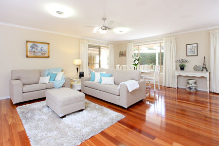 Brisbane real estate photography - after shot