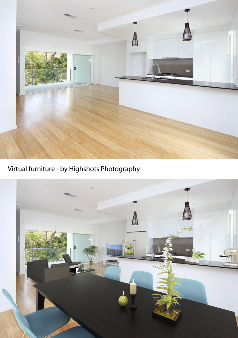 Building and architectural photography highshots for Virtual build a house